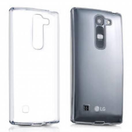 LG Spirit – Etui slim clear case przeźroczyste