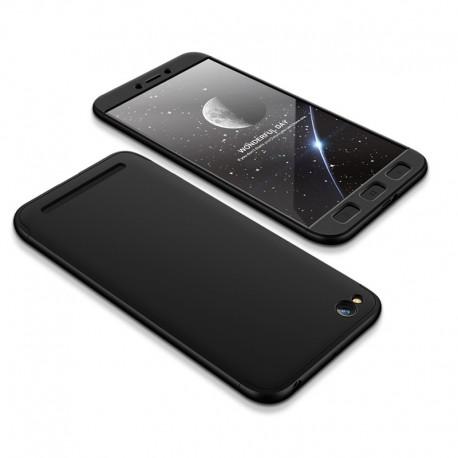GKK 360 Protection Case etui na całą obudowę przód + tył Xiaomi Redmi 5A czarny