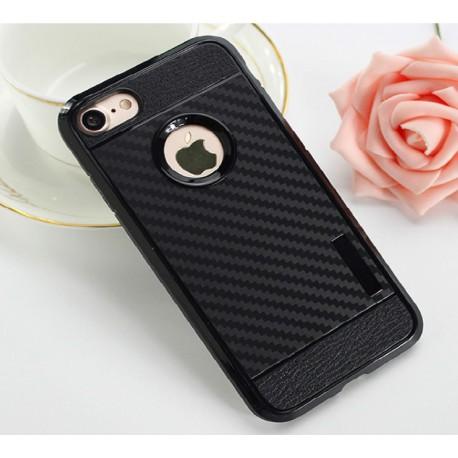 Apple iPhone 6 / 6S – Etui case Carbon fiber