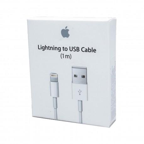Oryginalny kabel Lightning Apple iPhone 1m