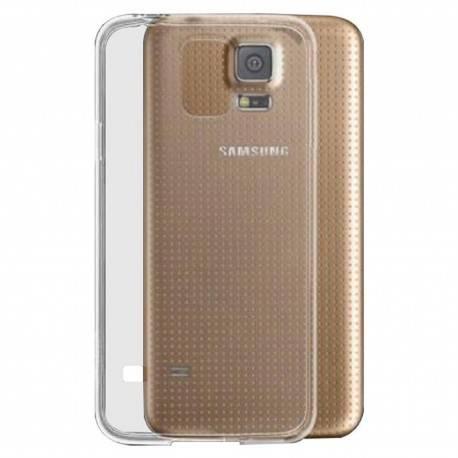 Samsung Galaxy S5 - Etui slim clear case przeźroczyste