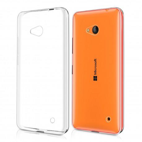 Microsoft (Nokia) Lumia 640 – Etui slim clear case przeźroczyste