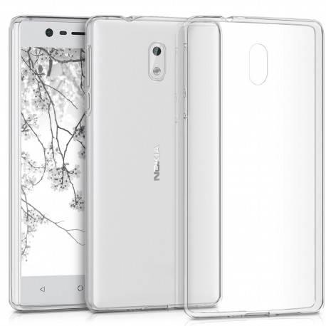 Nokia 3 – Etui slim clear case przeźroczyste