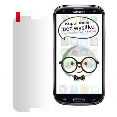 Samsung Galaxy S3 – Szkło hartowane 9H