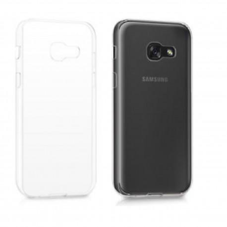 Samsung Galaxy A3 2017 - Etui slim clear case przeźroczyste