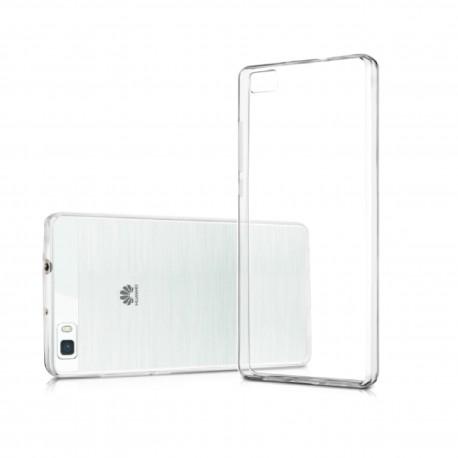 Huawei P8 Lite - Etui slim clear case przeźroczyste