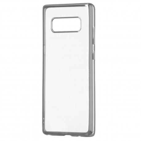 Samsung Galaxy A8 2018 - Etui Metal slim