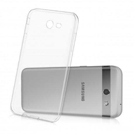 Samsung Galaxy J7 V USA 2017 - Etui slim clear case przeźroczyste