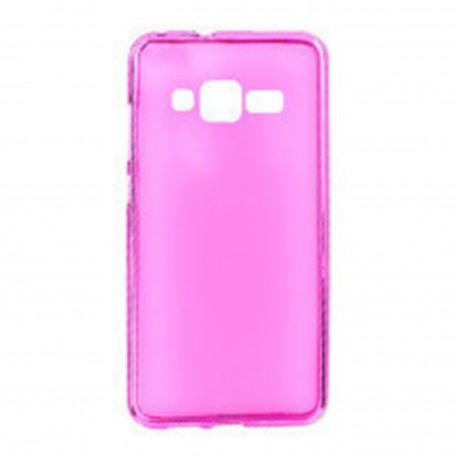Samsung Galaxy S3 – Różowe etui slim clear case przeźroczyste
