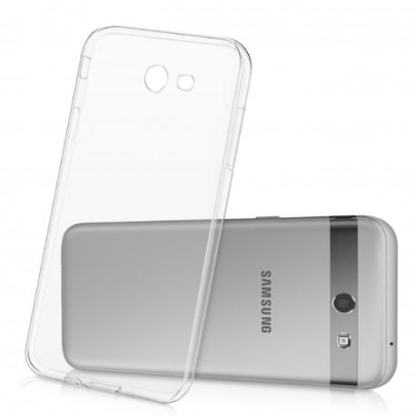 Samsung Galaxy J5 USA 2017 - Etui slim clear case przeźroczyste