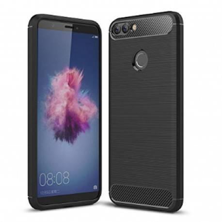 Huawei P Smart – Pancerne etui Karbon case
