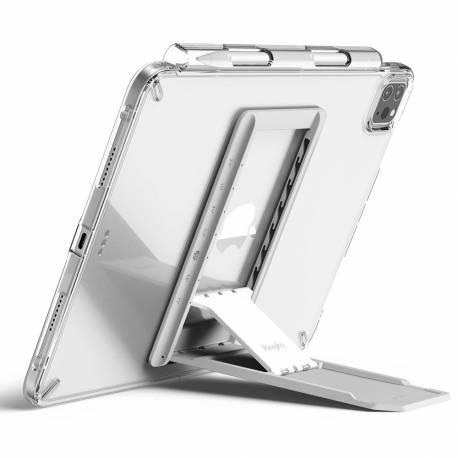 Ringke Outstanding samoprzylepna uniwersalna składana podstawka na tablet szary jasny (SD53240RS)