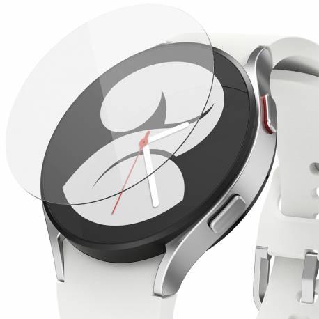 Ringke IDGL 4szt szkło hartowane do Samsung Galaxy Watch 4 40mm na zgarek (G4as049)