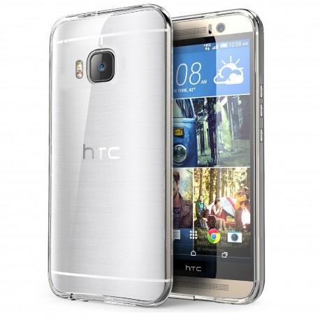 HTC M9 – Etui slim clear case przeźroczyste